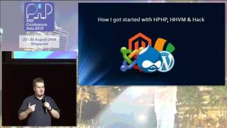 From PHP to Hack as a Stack and Back - PHPConf.Asia 2016