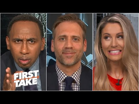 Stephen A. cannot believe Max Kellerman's Browns prediction | First Take