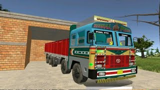 Indian Cargo Truck Driver Simulator 2021 - Offroad Truck Driving - Android Game screenshot 3