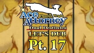 Phoenix Wright Dual Destinies Let