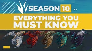 NEW CHANGES SEASON 10 EVERYTHING YOU NEED TO KNOW ABOUT THE JUNGLE | League of Legends Guides