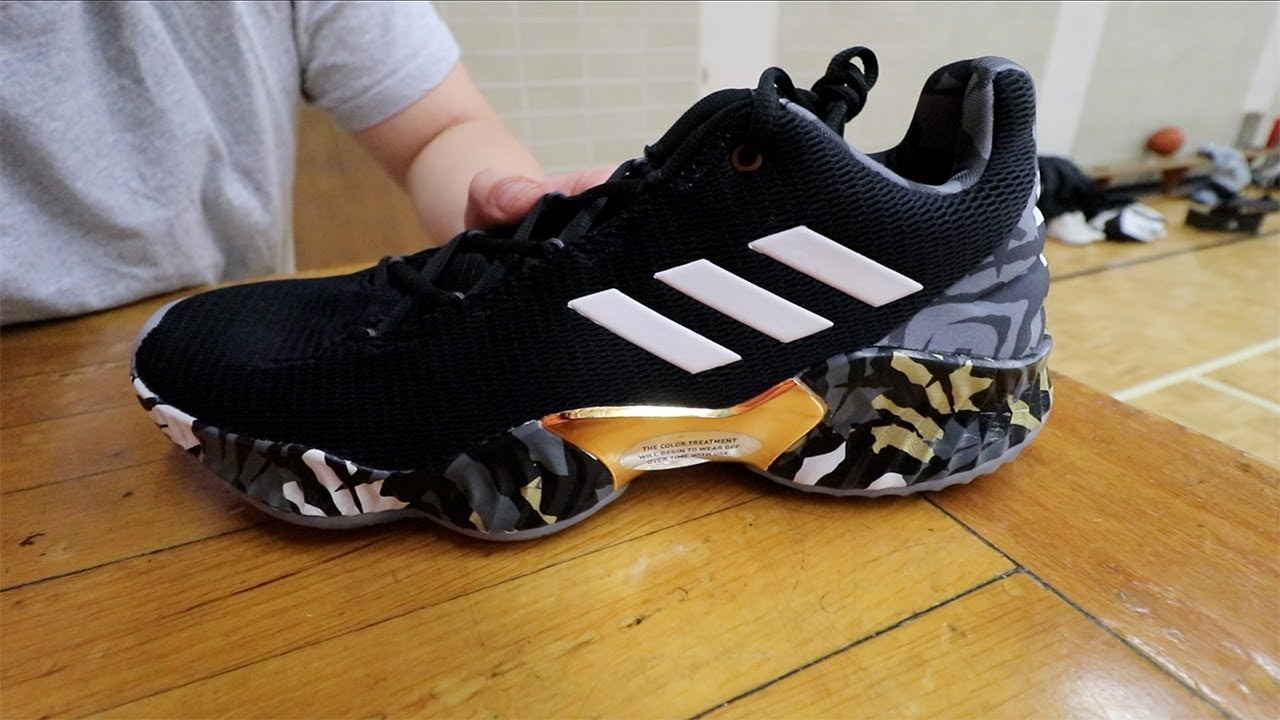 17888232a Review  Adidas Pro Bounce Low 2018 Kyle Lowry PE (VLOG STYLE) - YouTube