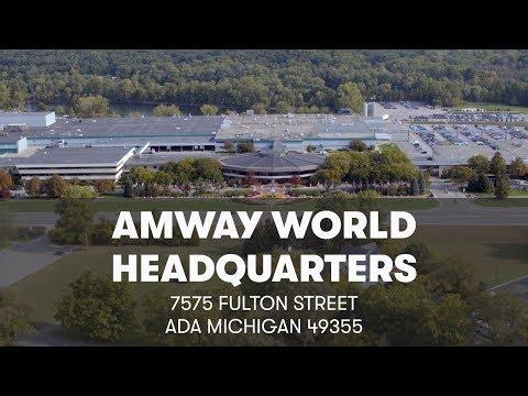 Where Is Amway? Ada, Michigan Headquarters | Amway