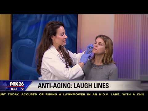 Dr. Ingraham Explains the NEW Injectable Filler for Laugh Lines: Restylane Defyne & Refyne