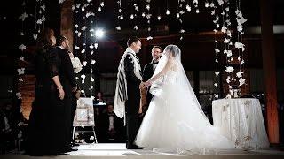 Chicago Jewish Wedding at Bridgeport Art Center