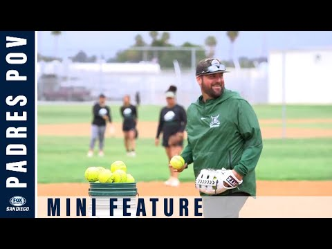 Padres POV Coach of the Week: Oceanside High School's Michael Romero
