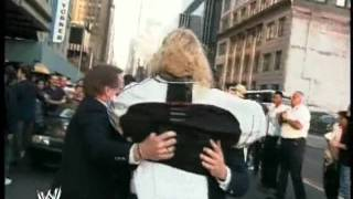 Mr. Perfect and Shawn Michaels street brawl (WWF 1993)