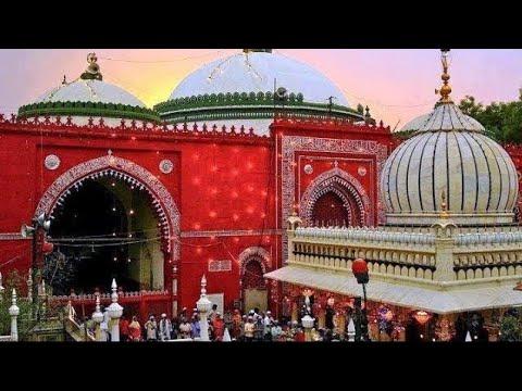 Ziarat e Dargah Hazrat Nizamuddin Aulia[R.A.], Delhi.