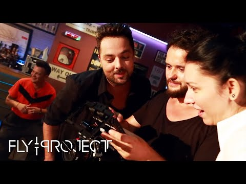 Fly Project - So High | Behind the Scenes