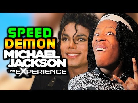 Michael Jackson: The Experience - Speed Demon