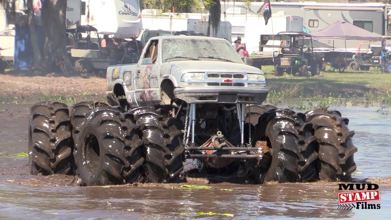 Friday Open Bog - Iron horse Mud Ranch 2018