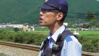 福知山線電化30周年記念号 石生~黒井間