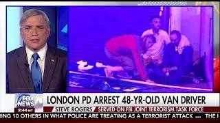 June 19 2017 London Vehicle Attack Overnight Coverage 4:44AM