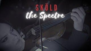 The Spectre by Erik Valdemar Sköld for baroque violin and harpsichord