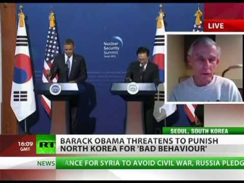 'N. Korea just punching-bag for US, China real target'