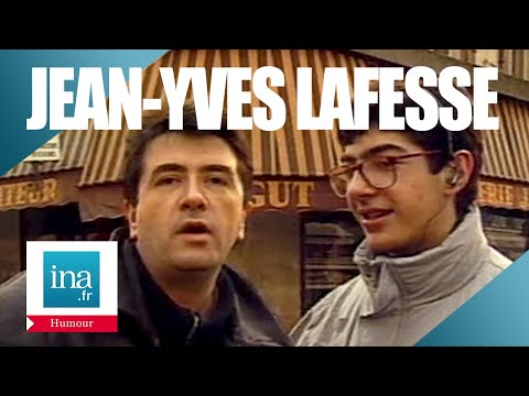 Les canulars de Jean-Yves Lafesse, le best of   Archive INA