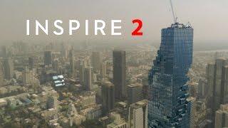 DJI INSPIRE 2 X4S @ 4K SHOWREEL