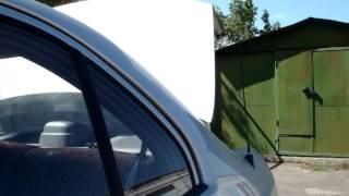 Hyundai Accent пружины в багажник