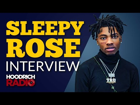 DJ Scream - Sleepy Rose on Signing w/ 2 Chainz, His Come Up, Creative Process, & More!
