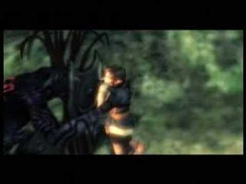 zelda twilight princess cutscene wolf link youtube