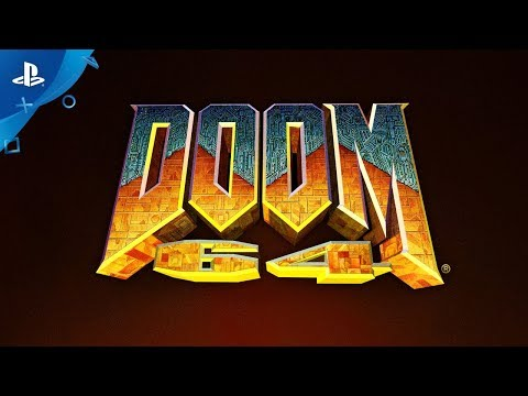 DOOM 64 | Official Announce Trailer | PS4