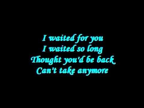 Valora-I waited for you ~Lyrics