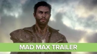 Mad Max Gameplay Trailer ft. Song Soul of a Man