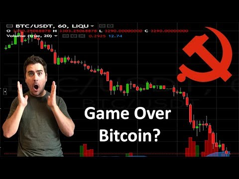 Game Over for Bitcoin? The Real Reason China Banned Cryptocurrency Exchanges