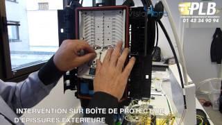 Fibre Optique (FTTH)  Mise en œuvre - PLB
