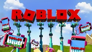 Roblox Logo Evolution 2004-2017