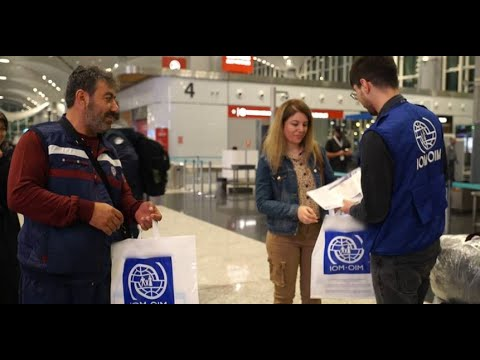 IOM Role In Refugees' Resettlement To Portugal