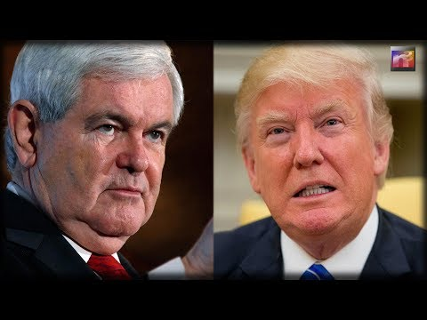 Gingrich FLIPS! Turns on Trump with TWO SHOCKING WORDS On The Rosenstein Memo