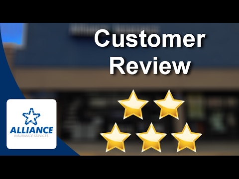 Alliance Insurance Services Winston-Salem Exceptional Five Star Review by Stephen F.