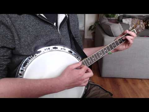 Sí Beag, Sí Mhór - Tenor banjo
