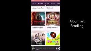 Real Music & Folder Player screenshot 3