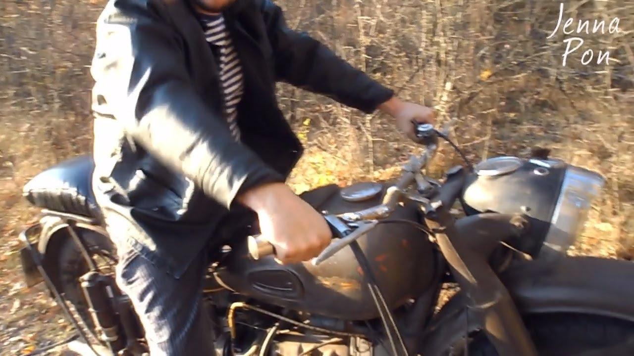 Сидение на мотоцикл урал 78