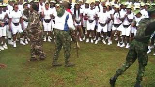 NYSC BATCH A TRAINING DANCE 3