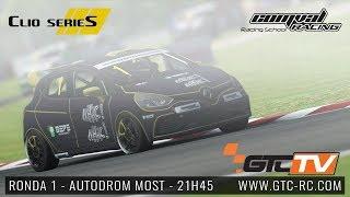 Clio Series 2018 - Ronda 1 - Autodrom Most by GTC