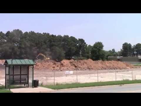 Glenview Elementary Construction Start