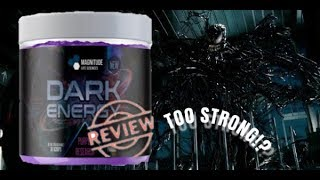 Magnitude Life Science DARK ENERGY PRE HONEST REVIEW! | THE SKETCHY RESEARCH PRODUCT!