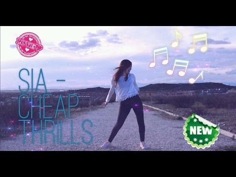 Sia - Cheap Thrills (Dance Choreography)
