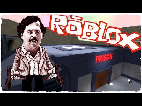 🤘 SOY PABLO ESCOBAR - CONSTRUYO MI PROPIA PRISION - PRISION TYCOON ROBLOX