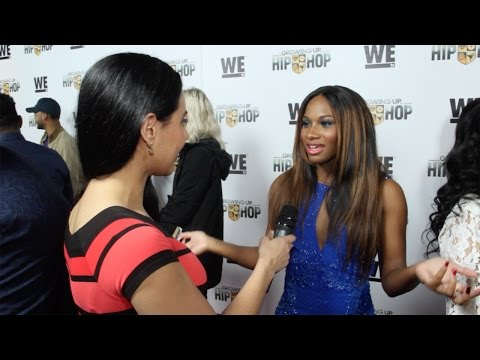 "Egypt Criss On Best Advise Sandra ""Pepa"" Denton Ever Gave Her ""Growing Up Hip Hop"" Premiere In NYC"
