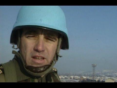 Colonel Caille a Sarajevo