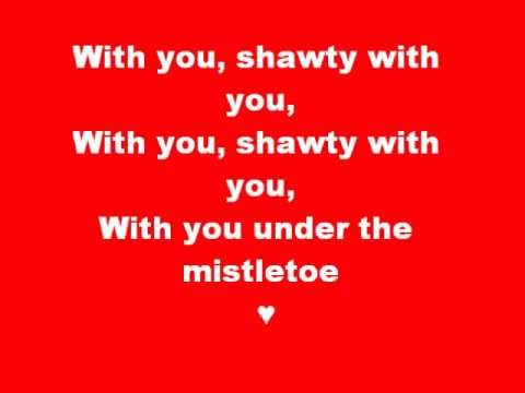 Justin Bieber - Mistletoe - On Screen Lyrics