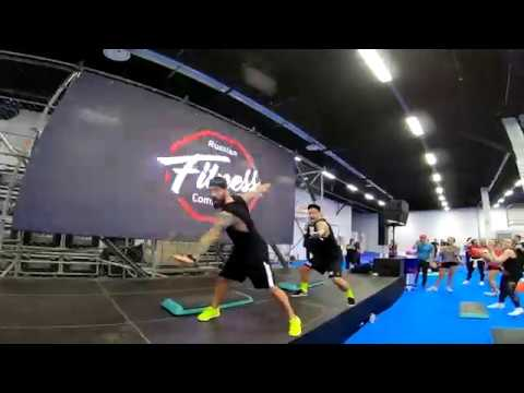 Step Team Teach With Alexander Fomin In SN Pro Expo, 9.11.2019 Moscow(Russia)