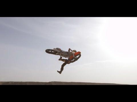 GRASS ROCK - Anak Rembulan | Aksi Gila Dirt Rider Lagu Free