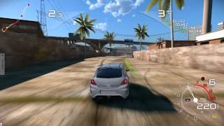 Auto Club Revolution [L.A. River Gameplay]
