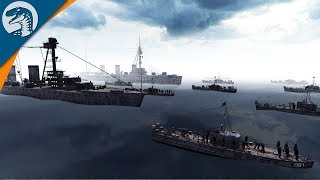 FULL SCALE NAVAL INVASION FORCE | Red Tide | Men of War: Assault Squad 2 Gameplay