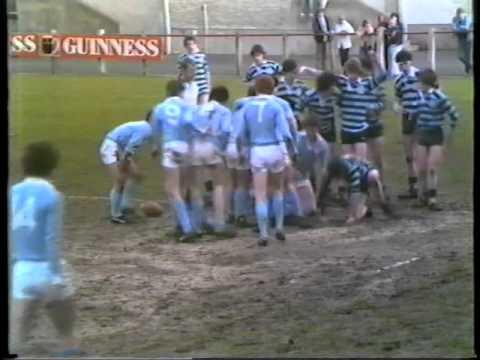 St Gerards V St Michael's Plate Final 198????